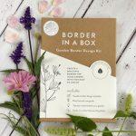 Border in a Box contemporary garden design kit