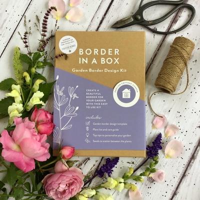 Cottage Garden Border in a Box