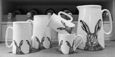 mugs & jugs by Laura Jayne Fisk