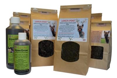alpaca fertiliser