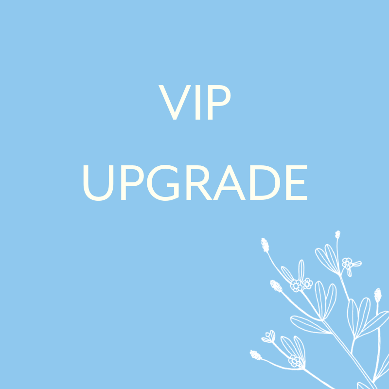 VIP upgrade Border in a Box