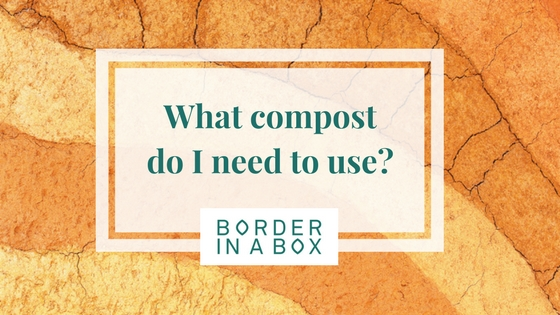 what compost do i need to use