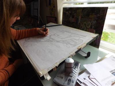 Eleanor West garden designer