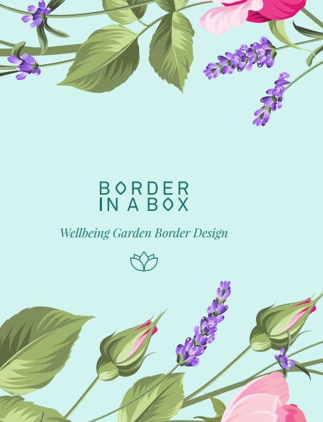 Border in a Box Wellbeing garden design