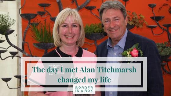 Alan Titchmarsh RHS Malvern