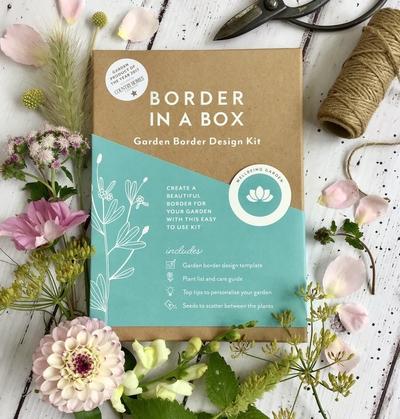Border in a Box Wellbeing sensory garden