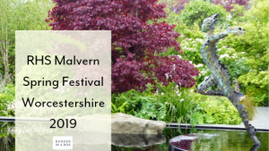RHS Malvern Spring Festival, Worcestershire 2019