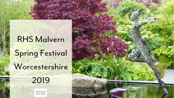 RHS Malvern spring festival worcestershire 2019