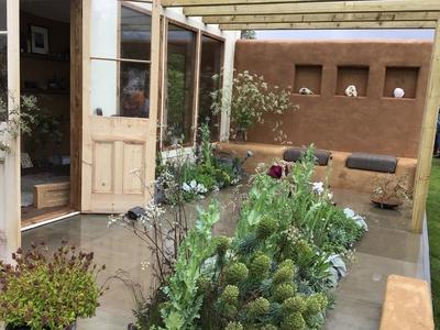 Artists garden RHS malvern 2019