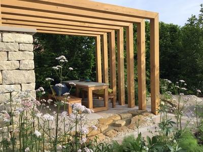 RHS Chelsea Kampo show garden