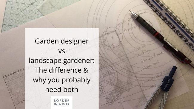 blog header garden designer drawings