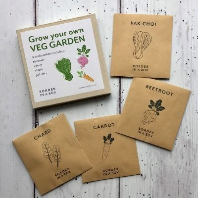 grow your own veg seed