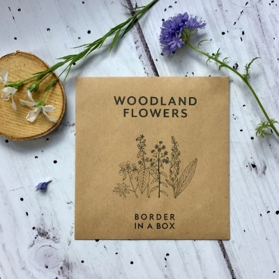 woodland seed packet